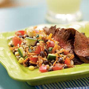 Southwest salad photo 3
