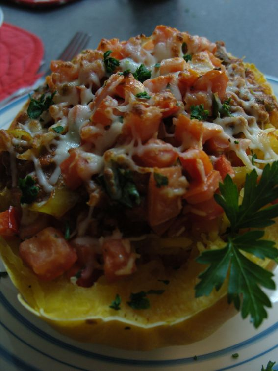 Spaghetti photo 5