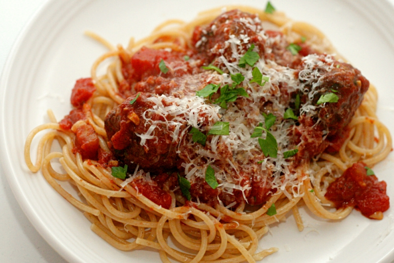 Spaghetti photo 3
