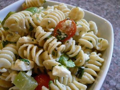 Spaghetti salad photo 3