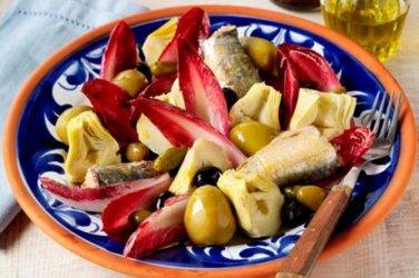 Spanish olive salad photo 1