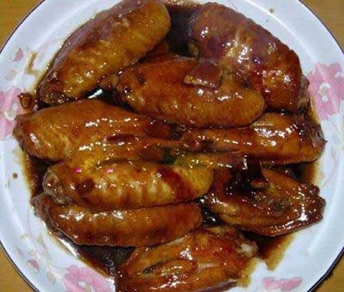Spicy chicken wings photo 3