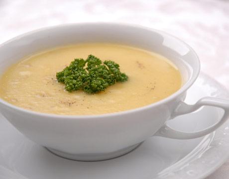 Spicy potato soup photo 2