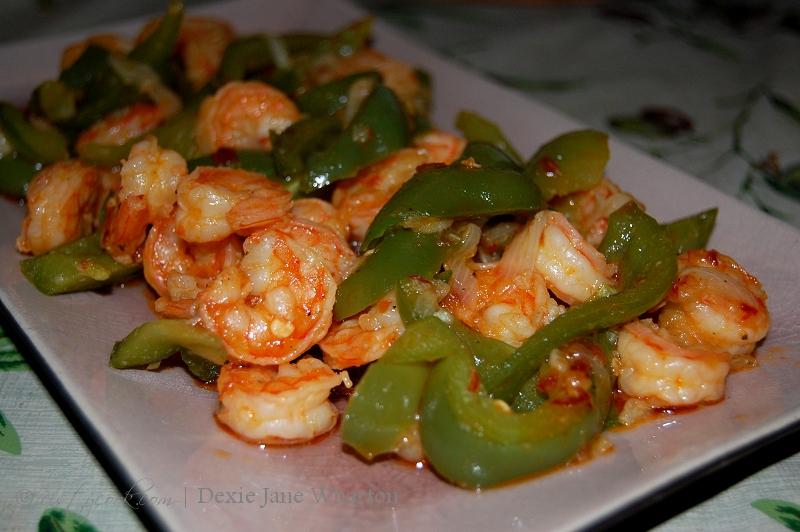 Spicy shrimp photo 3