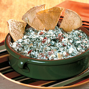 Spinach dip photo 3