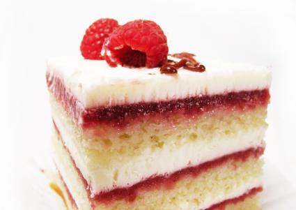 Sponge cake photo 1