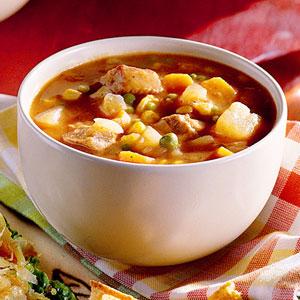 Steak soup photo 1