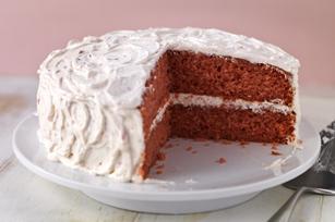 Strawberry cake photo 2