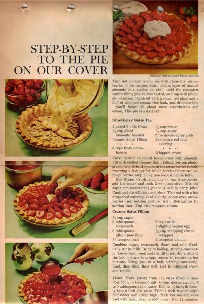 Strawberry pie photo 3