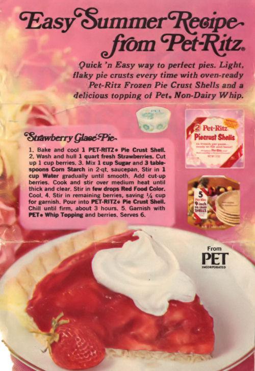 Strawberry pie photo 1