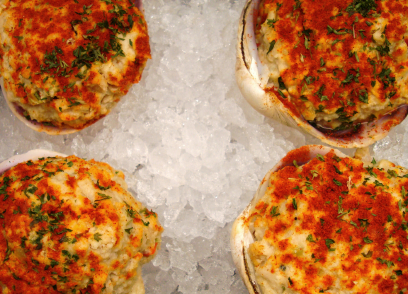 Stuffed clams photo 1