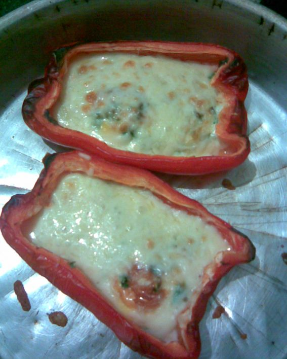 Stuffed peppers photo 5