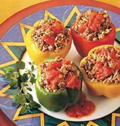 Stuffed peppers photo 4