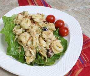 Summertime pasta salad photo 3