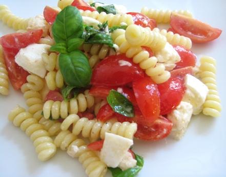 Summertime pasta salad photo 1
