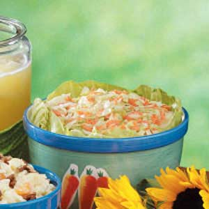 Sweet and sour coleslaw photo 2