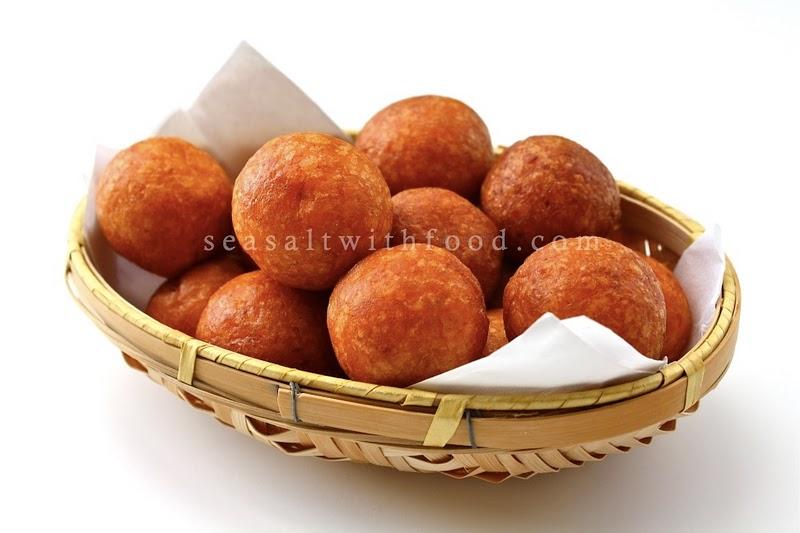 Sweet potato balls photo 2