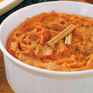 Sweet potato souffle photo 1