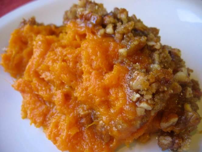 Sweet potato souffle photo 2