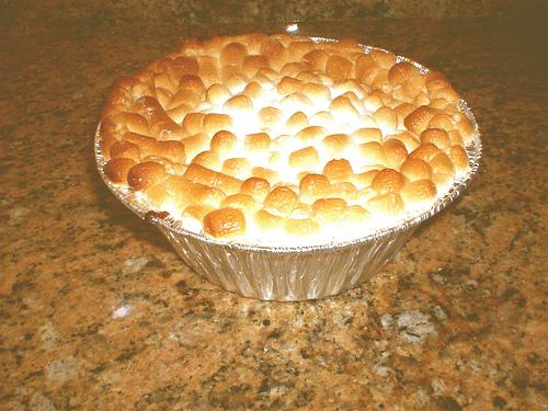 Sweet potato souffle photo 3