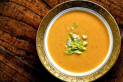 Sweet potato soup photo 3