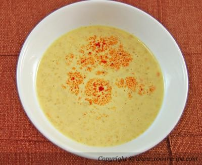 Sweet potato soup photo 2