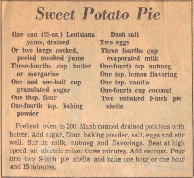 Sweet potatoes photo 1