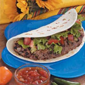 Taco burgers photo 2