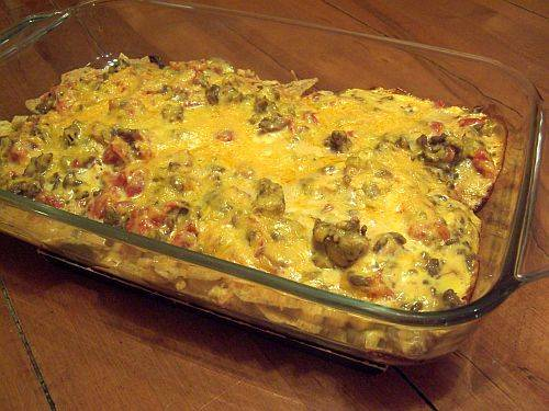 Taco casserole photo 2