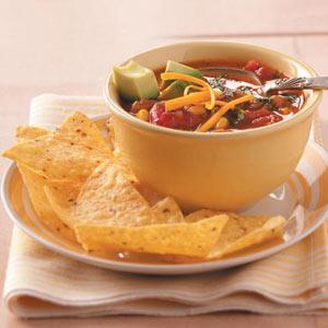 Taco soup photo 2