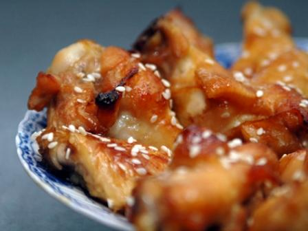 Teriyaki chicken photo 2