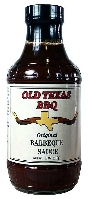 Texas barbecue sauce photo 1