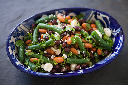 Three bean salad photo 3