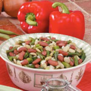 Three bean salad photo 1