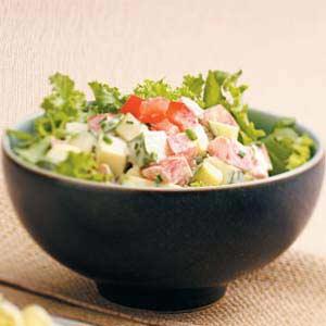 Tomato and zucchini salad photo 2