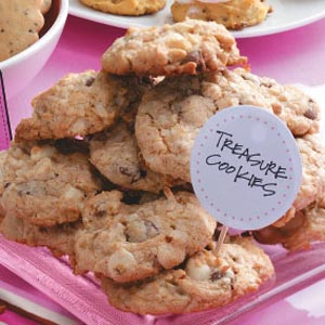 Treasure cookies photo 2