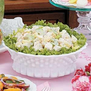 Tropical salad photo 2