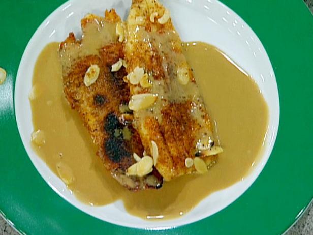 Trout almondine photo 2