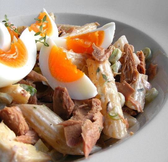 Tuna macaroni salad photo 2