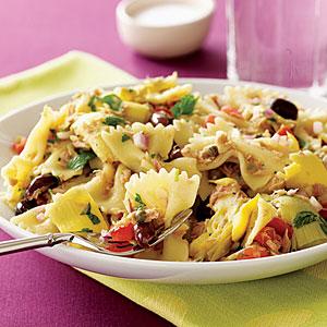 Tuna macaroni salad photo 3