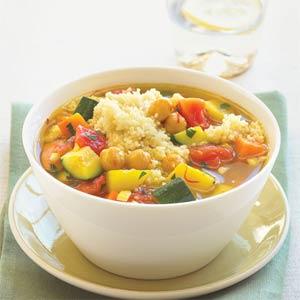 Vegetable couscous photo 1