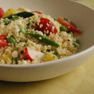 Vegetable couscous photo 2