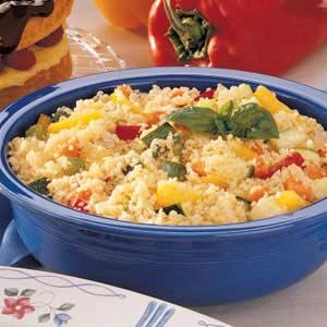 Vegetable couscous photo 3