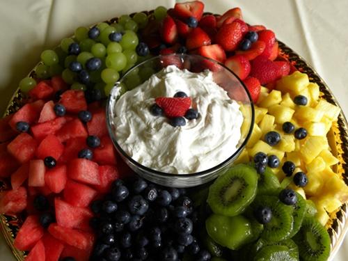 Vegetable dip photo 1