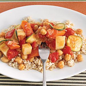 Vegetable stew photo 3