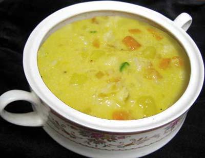 Vegetable stew photo 1