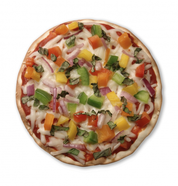 Veggie pizza photo 1