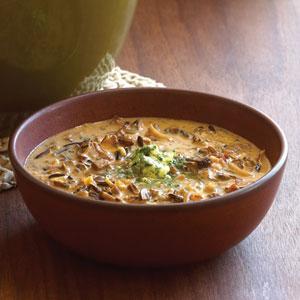 Wild rice soup photo 2