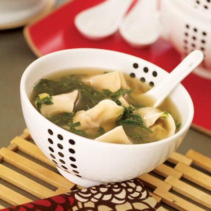 Won ton soup photo 3