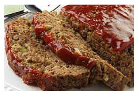 Zingy meat loaf photo 1